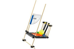 Ping-Pong Ball/Projectile Launcher