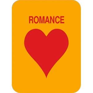 Romance Genre Subject Classification Labels