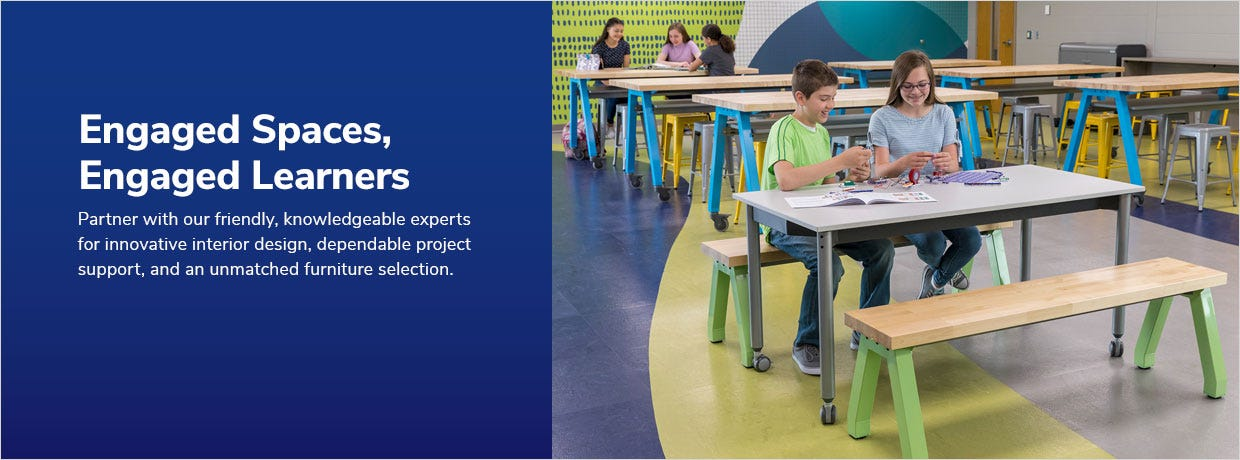 Engaged Spaces, Engaged Learners