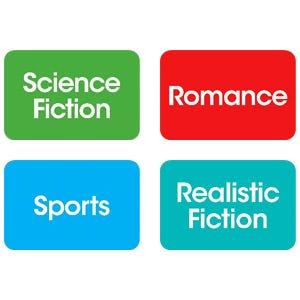 Short Genre Subject Classification Labels
