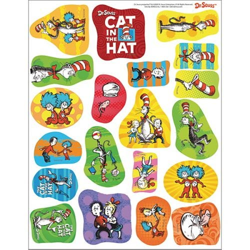 Dr. Seuss Stickers