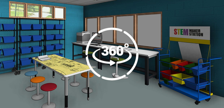 Makerspace: Medium Creator Cove