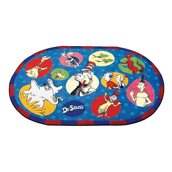 Dr. Seuss Carpets