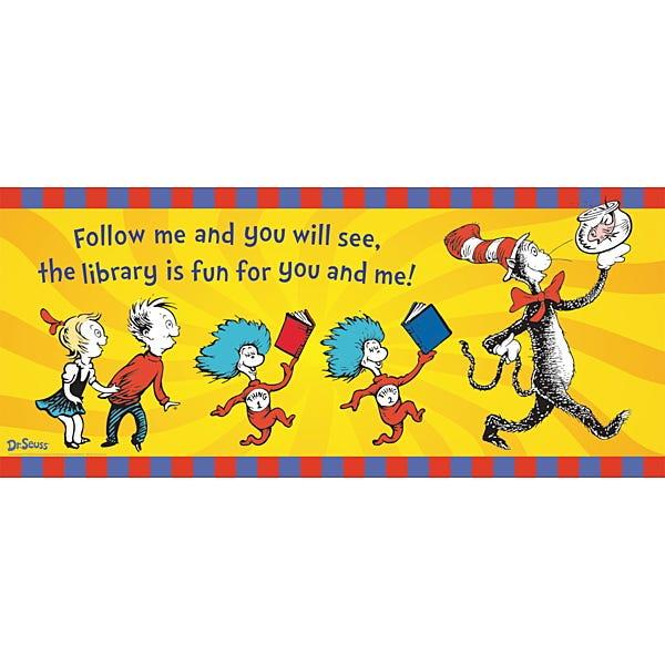 Dr. Seuss Posters & Decor