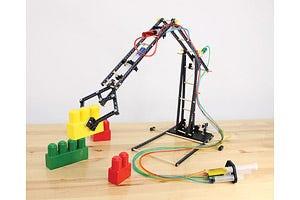 Advanced Hydraulic Arm