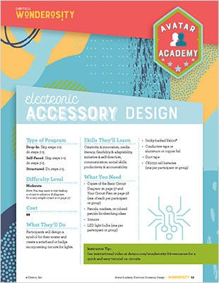 Electronic Accessory Design PDF