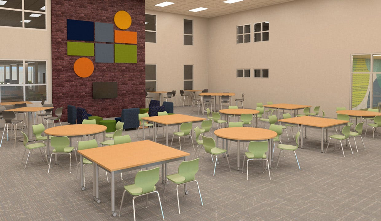 High School Learning Commons