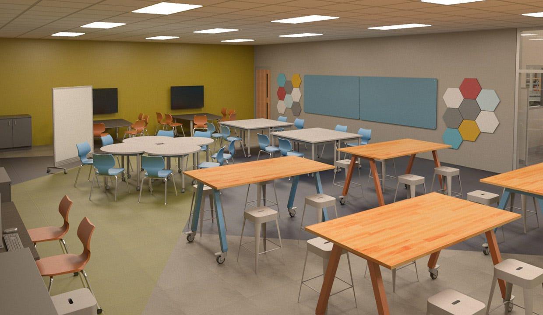 High School Makerspace