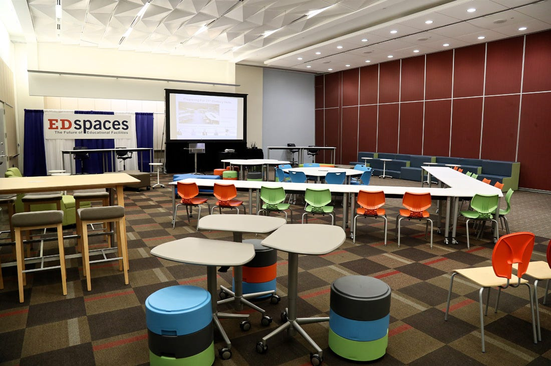 Learning Commons:  All Zones