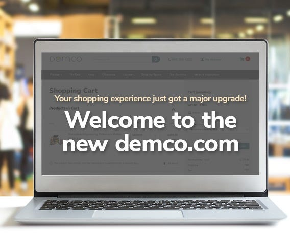 Welcome to the New Demco.com