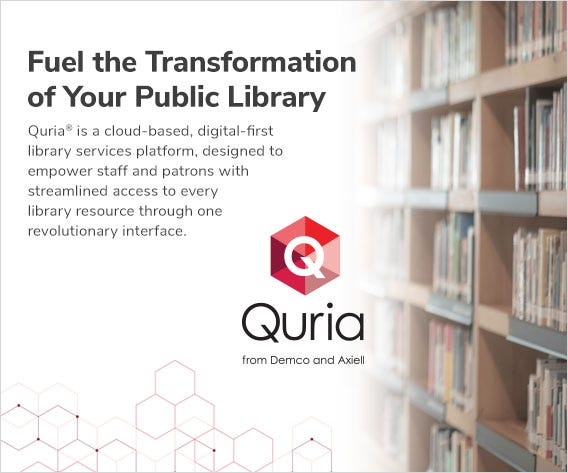 Fuel the Transformation of Your Public Library
