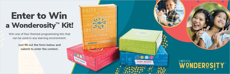 Enter to Win a Wonderosity™ Kit!