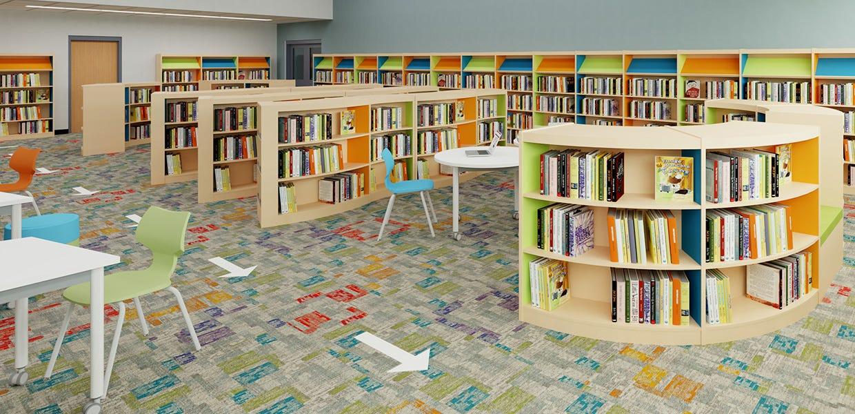 K12 School Library